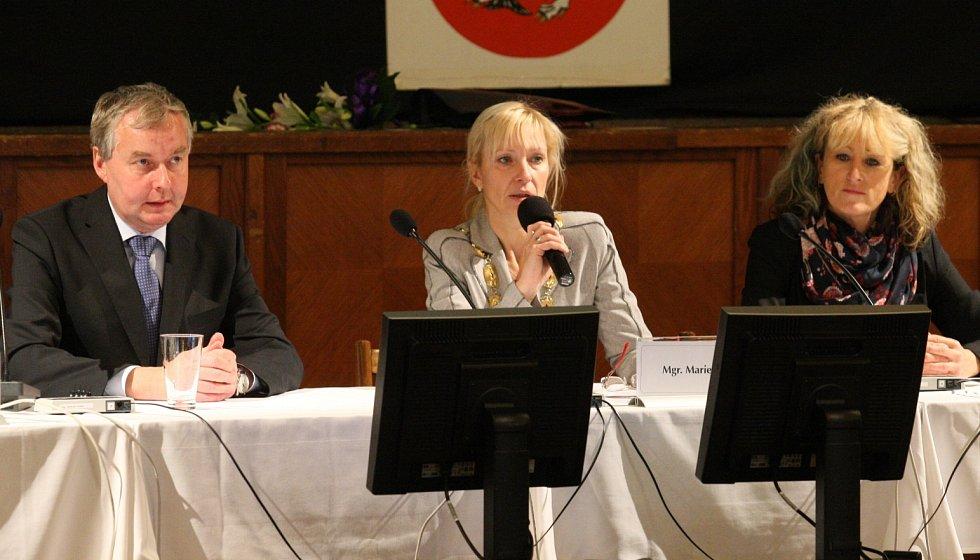 Novou primátorkou je Marie Blažková.