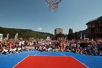 streetballový turnaj