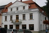 KŘINICKÝ pivovar se stal jednou z dominant Křinického náměstí.