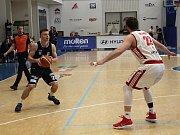 Děčínští basketbalisté nestačili ani ve druhém čtvrtfinále na Svitavy.