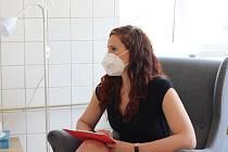 Petra Vamberská si s podporou Varnsdorfu otevřela novou psychoterapeutickou ordinaci.
