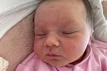 Natálie Kubínová se narodila mamince Michaele Niklové 24. dubna v 19.30 hodin. Měřila 47 cm a vážila 2,97 kg.