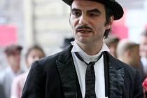 ČÁRY. Ivana Trojana uvidíme na jaře 2008 v TV dramatu Dívka a kouzelník, které natáčel v létě v Žatci.