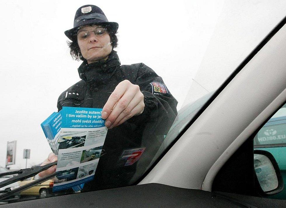 Policisté a strážníci varují: Dejte si pozor na kapsáře