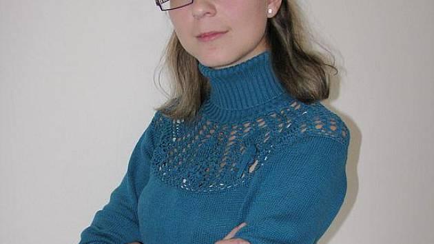 Finanční poradkyně Kateřina Vendolská