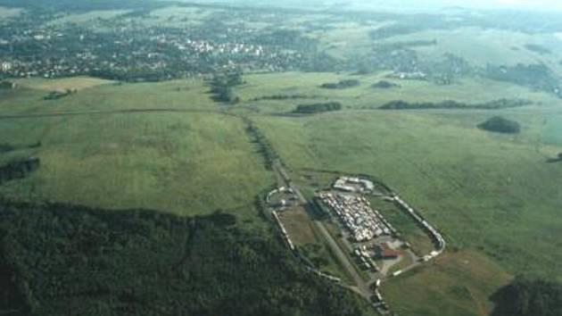 Průmyslová zóna Rumburk