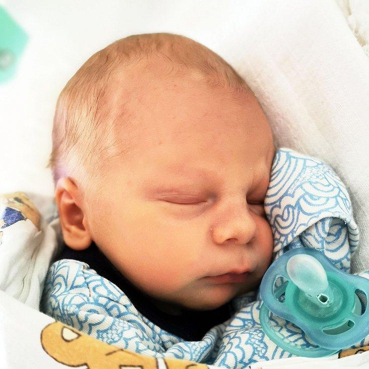 David Bambásekse narodil Janě a Tomáši Bambáskovým z Dobříně 20. listopadu v 23.41 hodin v Ústí nad Labem. Měřil 50 cm, vážil 3,68 kg.