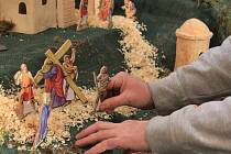 V ambitu Lorety Rumburk se představuje pašijový betlém