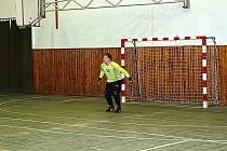 Futsalisté Baletu v důležitém utkání porazili 6:4 Veltěž.