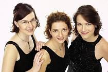 Sličné dámy. Klavírní trio Arte Miss se představí děčínskému publiku