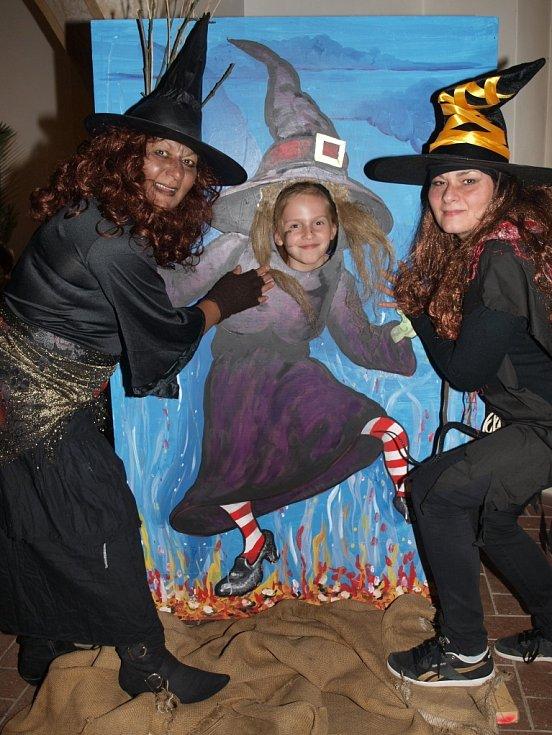 Čarodějnice ve Šluknově.