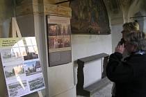 V RUMBURSKÉ Loretě opět probíhá výstava.