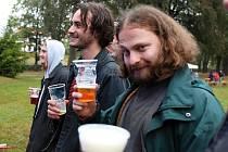 Šluknovské pivní slavnosti.