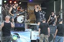 Ve Filipově se konal Rockfest na Terase.