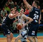 POVEDLO SE! Děčínští basketbalisté vyhráli v Ostravě.