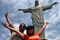 Cestovatelé v Jižní Americe.