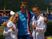 ÚSPĚCHY. Děčínští kanoisté zazářili na juniorském mistrovství Evropy.