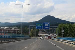 Doprava v Děčíně, ilustrační foto.