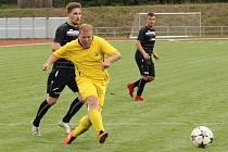 Rumburský Trégr obstaral oba góly svého týmu v derby proti Rumburku.