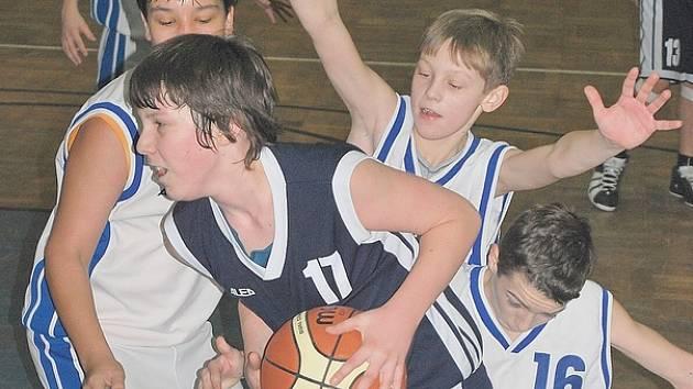 Mladí basketbalisté už jedou v novém roce naplno.