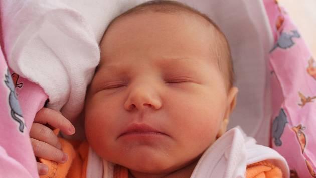 Klárka Marie Pešťáková se narodila Kláře Pejchové z Děčína 11. července v 10.56 v děčínské porodnici. Měřila 51 cm a vážila 3,15 kg.