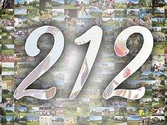 212. Přesně tolik obcí se letos bude ucházet o titul Vesnice roku.
