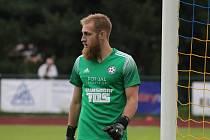 Adam Richter je aktuálně velkou oporou fotbalistů Varnsdorfu.