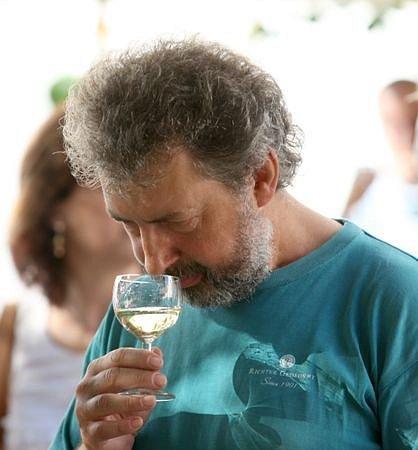 Víno oslavovali opět na zámku