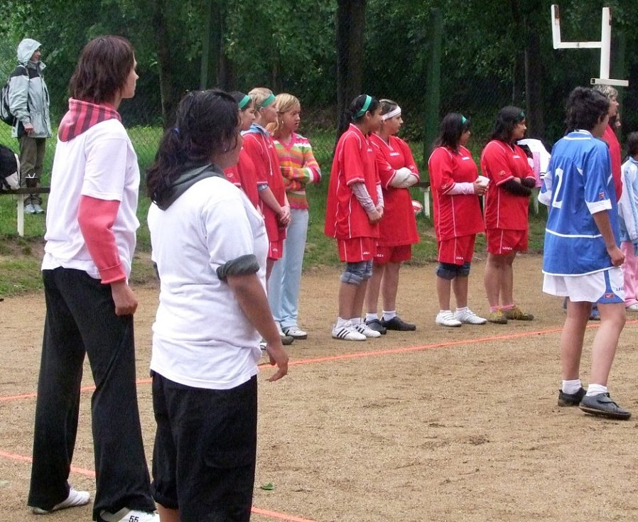 Děti z dětských domovů se utkaly v míčových hrách