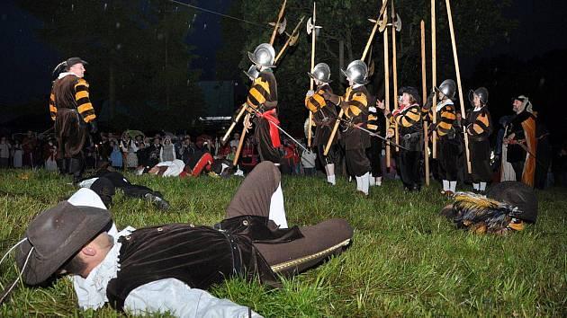 Na Tolštejně se usadili rytíři