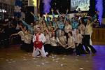 Maturitní ples oktávy Biskupského gymnázia Varnsdorf, 2020.