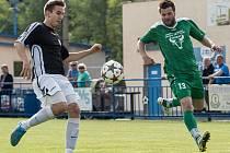 VILÉMOV nezvládl možná klíčový duel sezóny a s SK Úvaly prohrál 0:4.