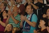 V DĚČÍNĚ JE VESELO! Fanoušci Válečníků mohli proti Brnu oslavit šestou výhru v sezóně!