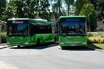 Autobusová doprava.