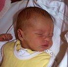 Eliška Vavrušková se narodila Soně Lejčkové z Velkého Šenova 26.února v 7.15 v rumburské porodnici. Měřila 49 cm a vážila 3,08 kg.