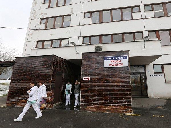 DĚČÍNSKÁ interna je součástí Nemocnice Děčín.