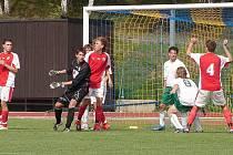 Mládežnické celky varnsdorfského Slovanu měly na programu další zápasy.