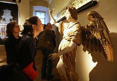 Zahájení výstavy Sola Fide - Pouhou vírou na děčínském zámku.