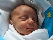 Toníček Leibner se narodil Lucii Slabé z Děčína 28. března ve 13.58 v děčínské porodnici. Měřil 48 cm a vážil 2,47 kg.