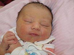 Markétě Salačové z Varnsdorfu se 2.června v 16.22 v rumburské porodnici narodila dcera Terezka Tyrpeklová.Měřila 52 cm a vážila 3,62 kg.