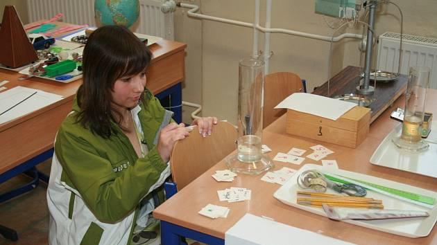 Žáci prokazovali své znalosti a dovednosti