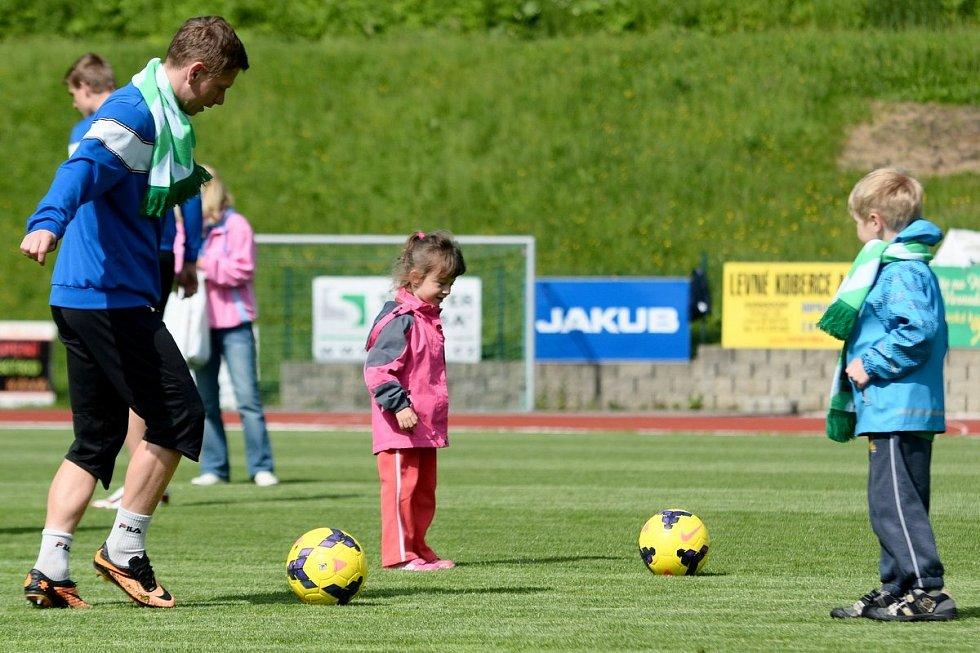 FK VARNSDORF se zapojil do projektu Zelený život.