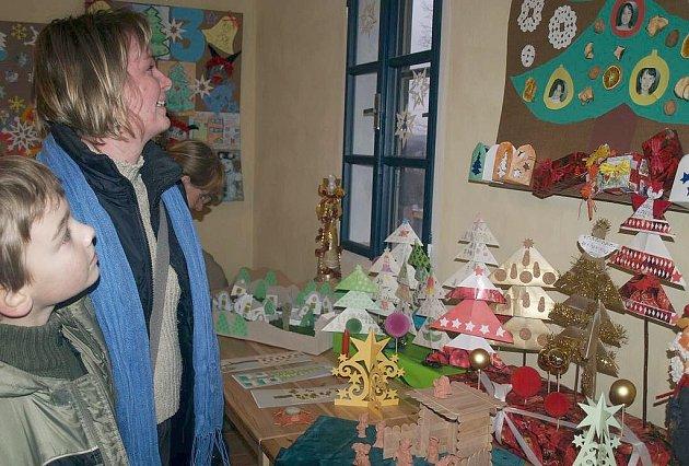 Dětská výstava inspiruje k výzdobě