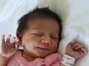 Helenka Gažiová se narodila Heleně Gažiové z Kerhartic 30. dubna ve 20.29 v děčínské porodnici. Měřila 47 cm a vážila 2,65 kg.
