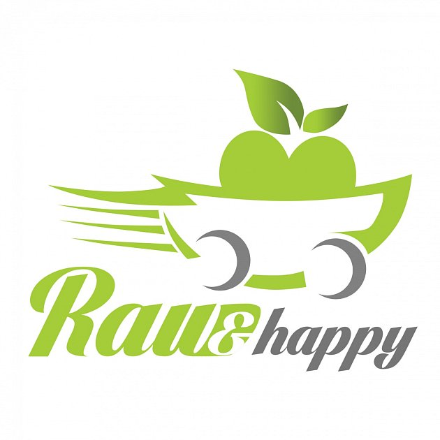 Raw and happy.