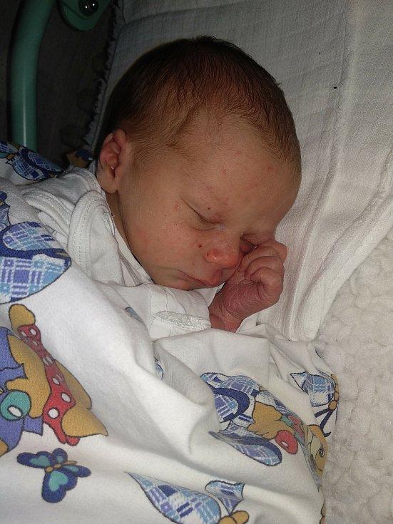 Lukas Kraus se narodil Idě Haufové a Lukáši Krausovi 15. února v 5:25 hodin. Měřil 48 cm, vážil 2,78 kg.