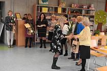V děčínské knihovně předali ocenění nejlepším čtenářkám.