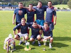 VILÉMOV hostil tradiční turnaj v malé kopané.