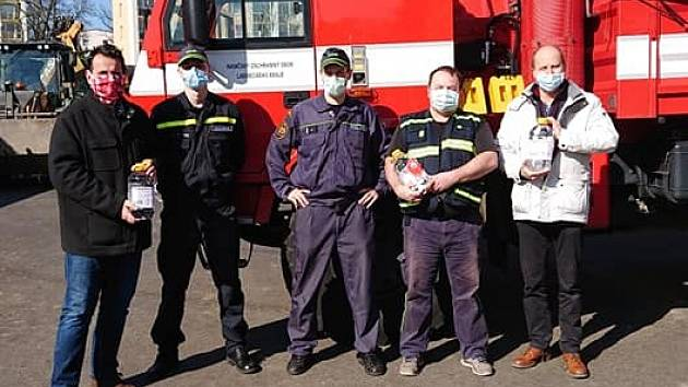 Desinfekce pro Šluknovsko