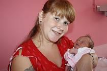 Michaele Srbové z Jílového u Děčína se 10. září v 09.37 narodila v děčínské nemocnici dcera Kamilka Srbová. Měřila 50 cm a vážila 3,10 kg.